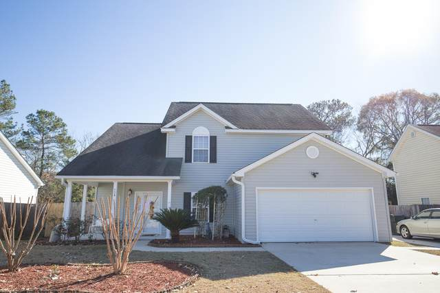 124 Red Cypress Drive, Goose Creek, SC 29445 (#20033738) :: Realty ONE Group Coastal