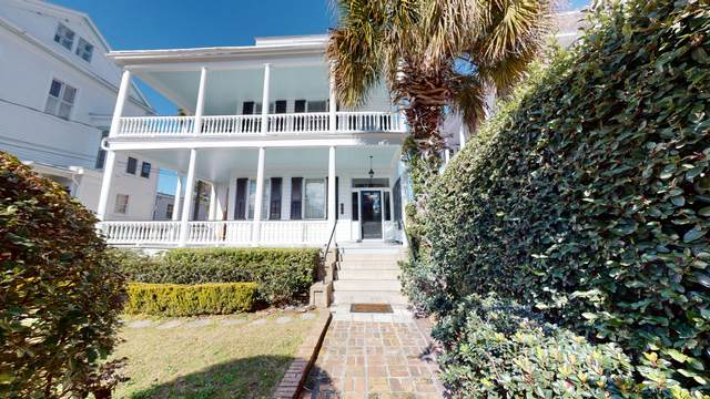 138 Broad Street C, Charleston, SC 29401 (#21000672) :: The Cassina Group