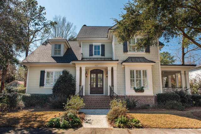 381 Ralston Creek Street, Charleston, SC 29492 (#21004646) :: The Cassina Group