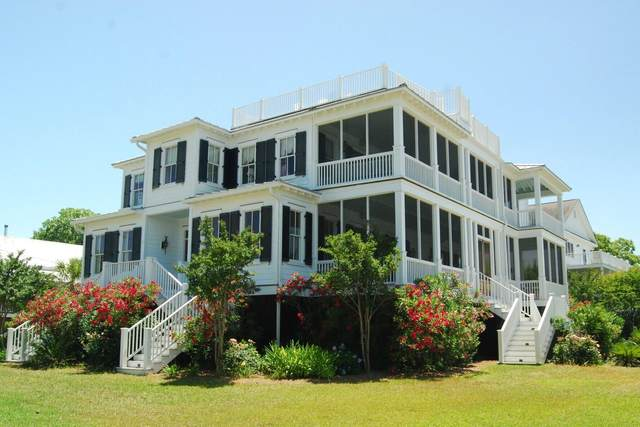 1817 Back Street, Sullivans Island, SC 29482 (#21008665) :: The Cassina Group