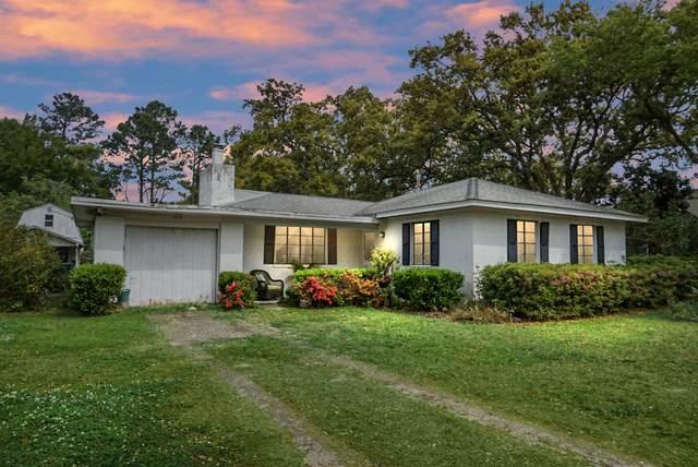 1316 S Edgewater Drive, Charleston, SC 29407 (#21008788) :: Realty ONE Group Coastal