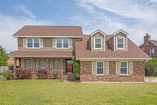 4320 Waterview Circle, North Charleston, SC 29418 (#21009610) :: The Cassina Group