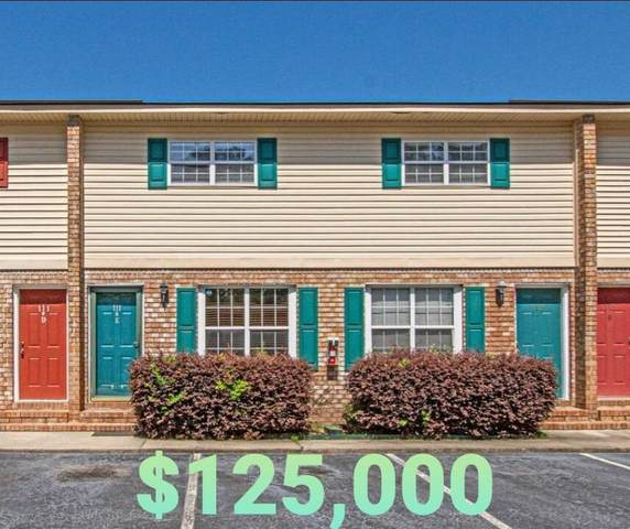 111 Elmwood Avenue E, Ladson, SC 29456 (#21011813) :: The Cassina Group