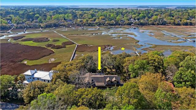 1199 Long Point Road, Mount Pleasant, SC 29464 (#21012766) :: The Cassina Group