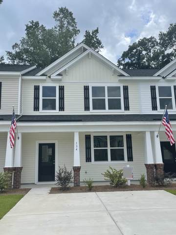 134 Spencer Circle #14, Summerville, SC 29485 (#21014481) :: The Cassina Group