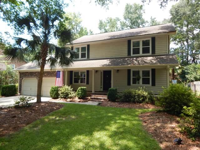 117 Plantation Drive, Summerville, SC 29485 (#21017973) :: Flanagan Home Team