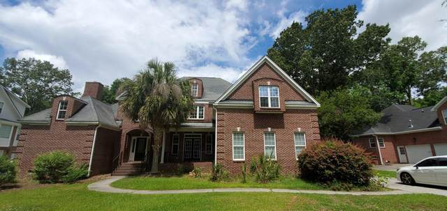5485 Clearview Drive, North Charleston, SC 29420 (#21019746) :: The Cassina Group