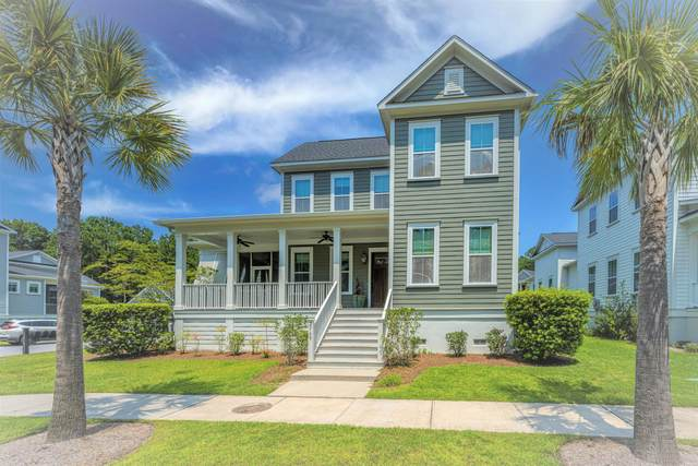2769 Rivertowne Parkway, Mount Pleasant, SC 29466 (#21020790) :: The Cassina Group
