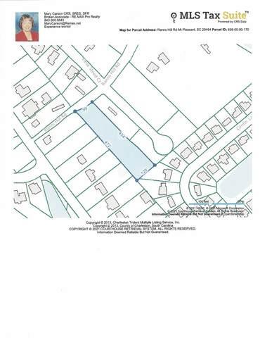1701 Ranns Hill Road Road, Mount Pleasant, SC 29464 (#21021026) :: Flanagan Home Team