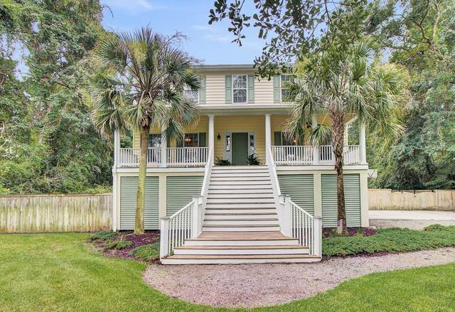 4159 Jean Laffite, Hollywood, SC 29449 (#21021623) :: Realty ONE Group Coastal