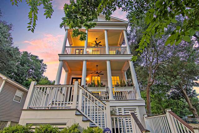 413 King Street, Mount Pleasant, SC 29464 (#21022882) :: The Cassina Group