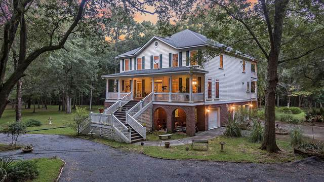 5331 Chisolm Road, Johns Island, SC 29455 (#21025817) :: The Cassina Group