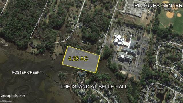0 Egypt Road, Mount Pleasant, SC 29464 (#19009207) :: The Cassina Group