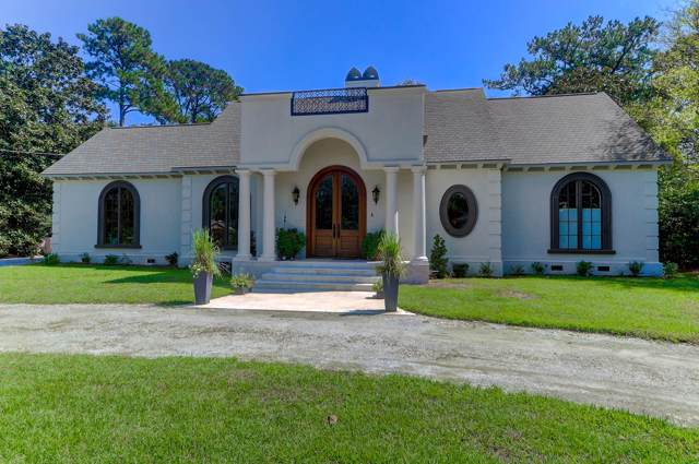 1516 Fairway Drive, Charleston, SC 29412 (#19017484) :: The Cassina Group