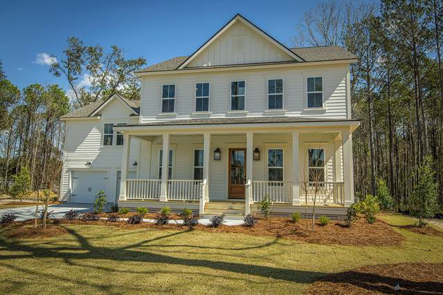 1098 N Reserve Lane Lot 6, Awendaw, SC 29429 (#19024336) :: The Cassina Group