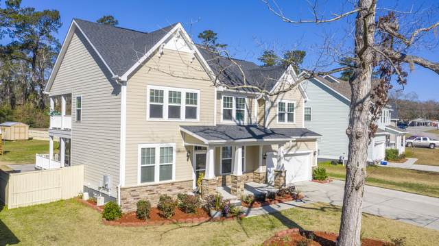 163 Tyvola Drive, Summerville, SC 29485 (#20001248) :: The Cassina Group