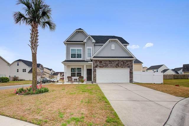 7851 Expedition Drive, North Charleston, SC 29420 (#20002957) :: Realty One Group Coastal