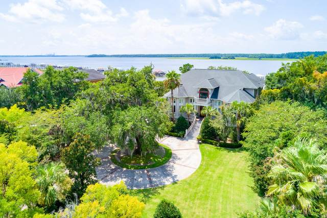 2483 River Bluff Lane, Mount Pleasant, SC 29466 (#20021488) :: The Cassina Group