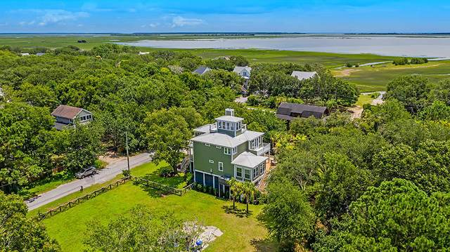 3610 Conch Street, Mount Pleasant, SC 29466 (#20021516) :: The Cassina Group