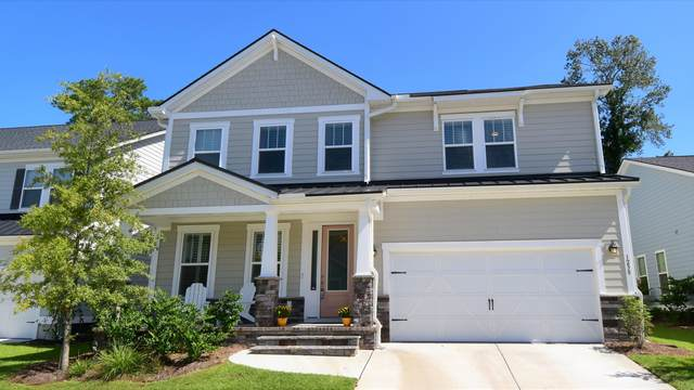 1238 Gannett Road, Mount Pleasant, SC 29464 (#20025789) :: The Gregg Team