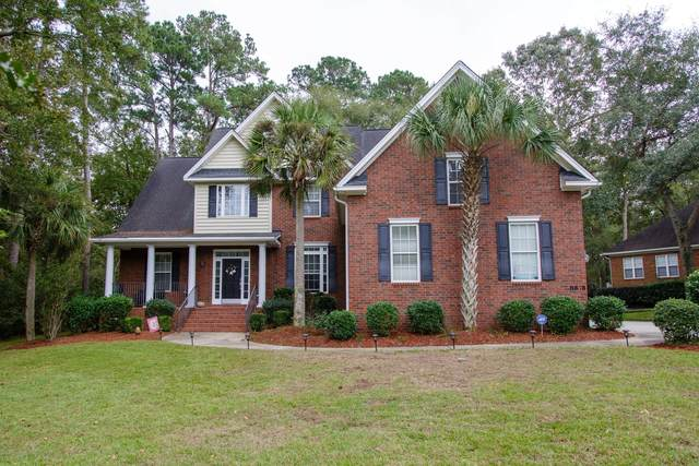 8618 W Fairway Woods Drive, North Charleston, SC 29420 (#20029708) :: The Gregg Team