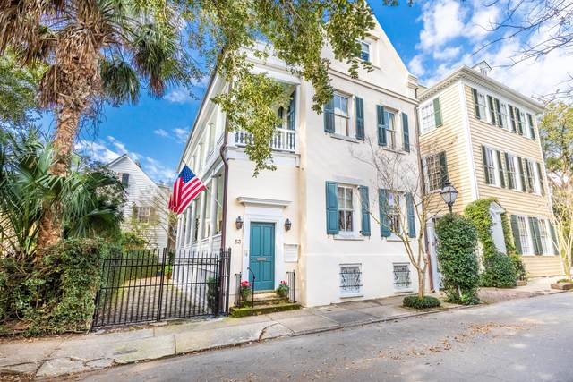 53 Church Street, Charleston, SC 29401 (#21001091) :: The Cassina Group