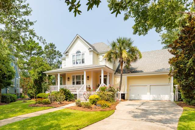 151 Bounty Street, Charleston, SC 29492 (#21020422) :: The Cassina Group