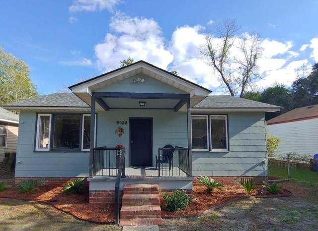 2928 Alabama Drive, North Charleston, SC 29405 (#21027590) :: Realty ONE Group Coastal