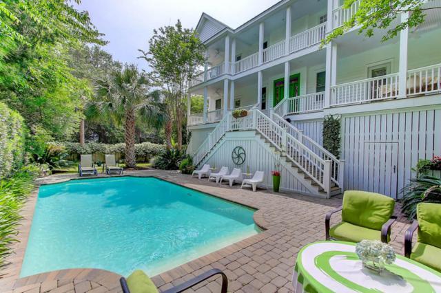 111 Charleston Boulevard, Isle Of Palms, SC 29451 (#17012055) :: The Cassina Group