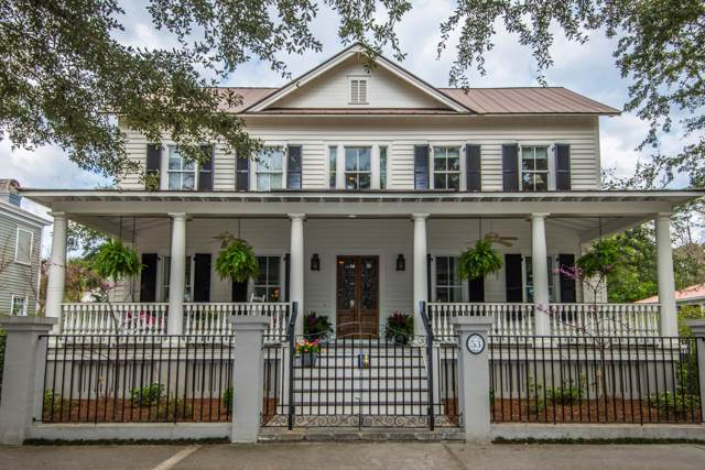 53 Isle Of Hope Road, Mount Pleasant, SC 29464 (#19008713) :: The Cassina Group