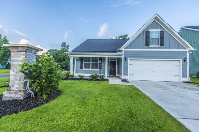 8401 Loggers Run, North Charleston, SC 29420 (#19011330) :: The Cassina Group