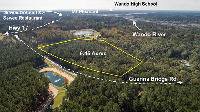 0 Guerins Bridge Road, Awendaw, SC 29429 (#19030761) :: Realty ONE Group Coastal
