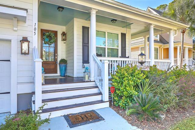 105 Wando Reach Drive, Charleston, SC 29492 (#20003194) :: The Cassina Group