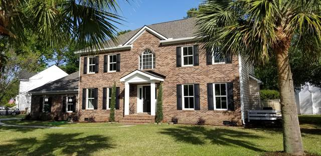 583 Fishermans Bend, Mount Pleasant, SC 29464 (#20011017) :: The Cassina Group