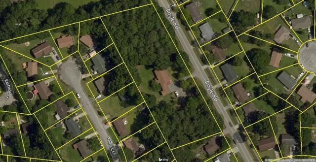1609 Royle Road, Summerville, SC 29486 (#17003942) :: The Cassina Group