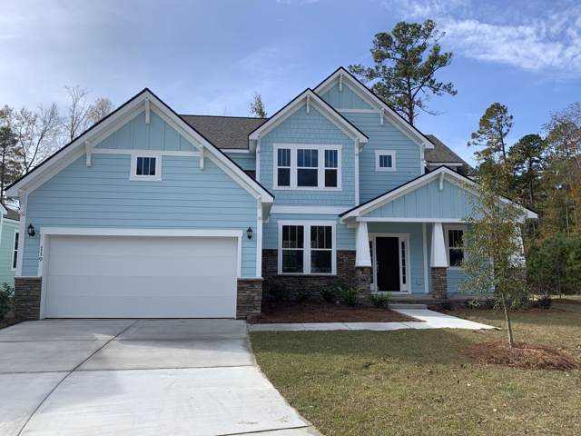119 True Grit Way, Summerville, SC 29483 (#19022593) :: The Cassina Group