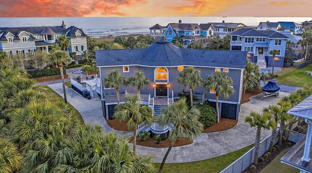 4 46th Avenue, Isle Of Palms, SC 29451 (#20007383) :: The Cassina Group