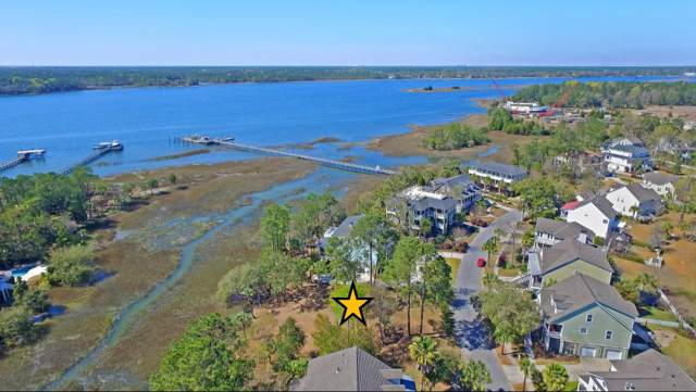 2243 N Marsh Drive, Mount Pleasant, SC 29466 (#17008126) :: The Cassina Group