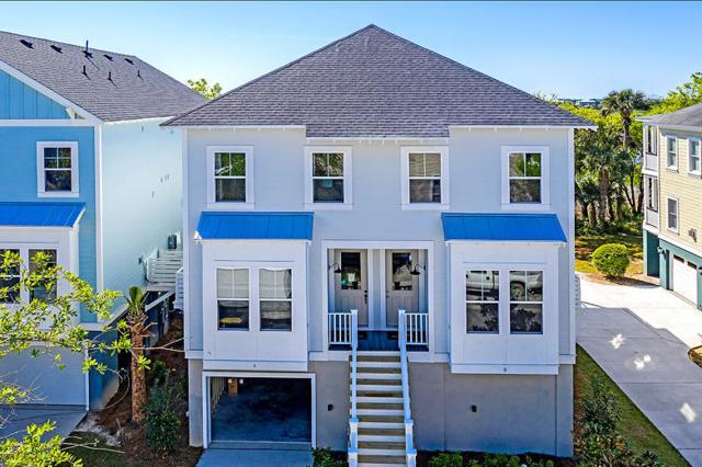118 Howard Mary Drive B, Charleston, SC 29412 (#18029365) :: The Cassina Group
