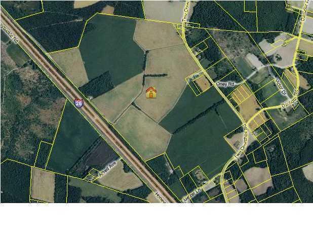 0 Dantzler Pond Loop, Harleyville, SC 29448 (#16015756) :: The Cassina Group