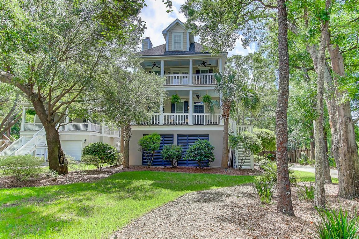 906 Misty Lake Drive, Charleston, SC 29412 (#17012912) :: The Cassina Group