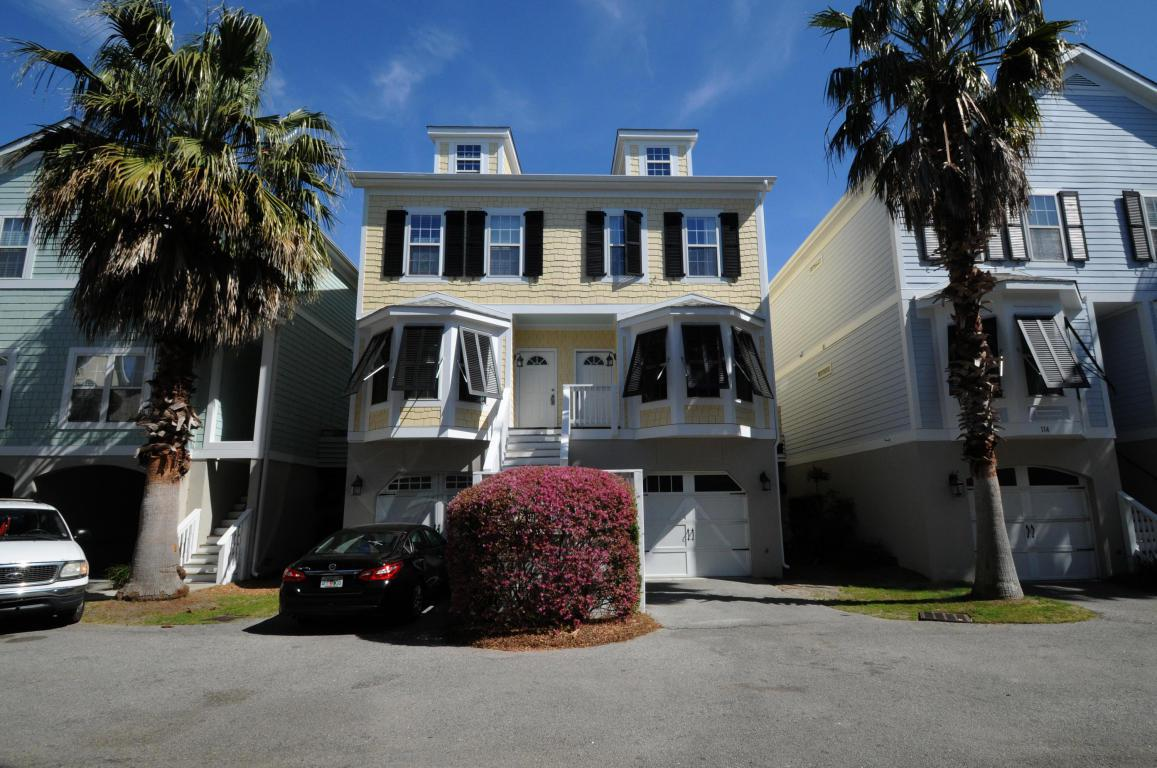 116 W 2nd Street, Folly Beach, SC 29439 (#17020772) :: The Cassina Group