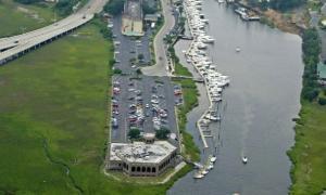 0 Ashley Point Drive C-5, Charleston, SC 29407 (#17024154) :: The Gregg Team