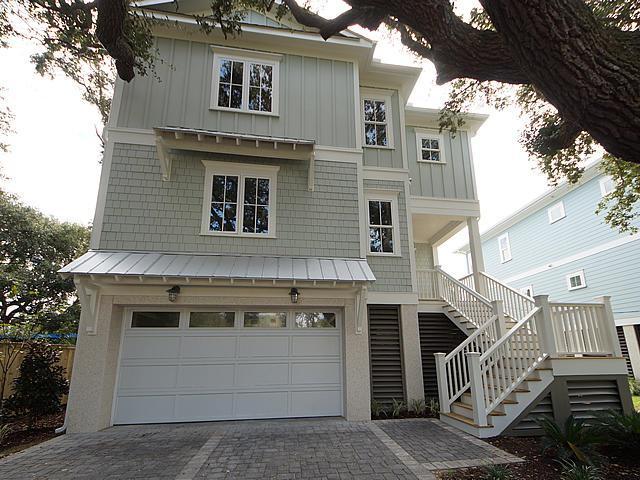 804 Palm Boulevard, Isle Of Palms, SC 29451 (#17029835) :: The Cassina Group