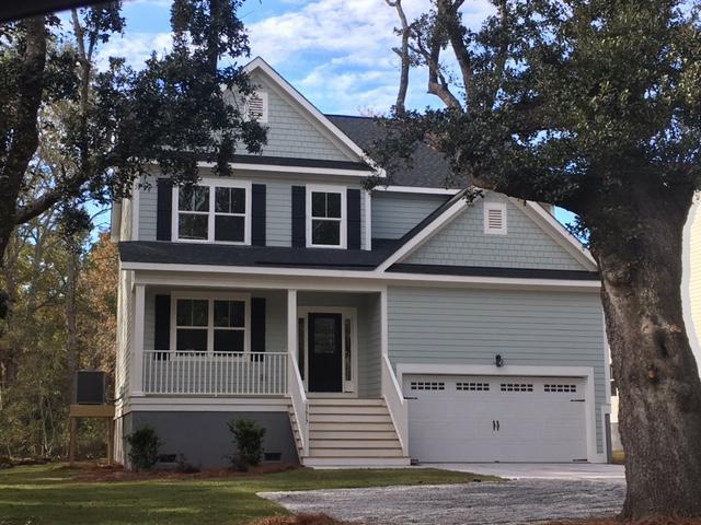 1617 Secessionville Road, Charleston, SC 29412 (#17031443) :: The Cassina Group