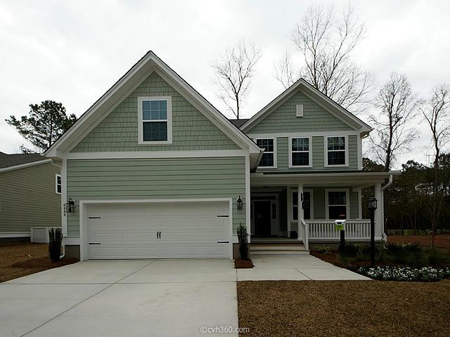 4846 8th Tee Drive, Hollywood, SC 29449 (#18000205) :: The Cassina Group