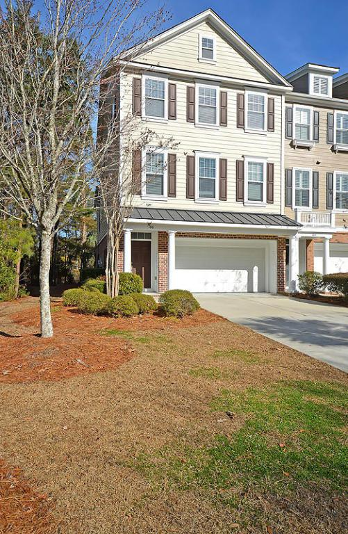 100 Palm Cove Way, Mount Pleasant, SC 29466 (#18001321) :: The Cassina Group