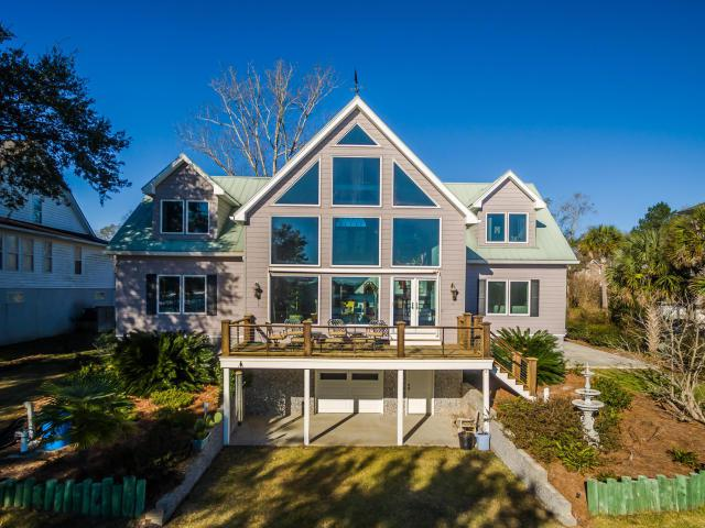 5694 Captain Kidd Road, Hollywood, SC 29449 (#18003177) :: The Cassina Group