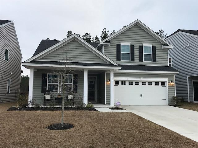 323 Beautyberry Road, Summerville, SC 29483 (#18003912) :: The Cassina Group