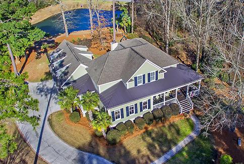 4118 Duck Club Road, Ravenel, SC 29470 (#18004836) :: The Cassina Group